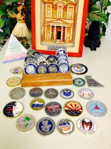Challenge Coins-Atecers