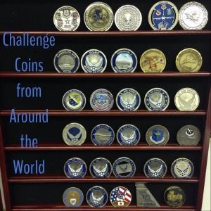 Challenge Coins-Kaveh