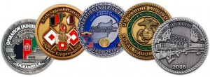 U.S. Military Challenge Coins