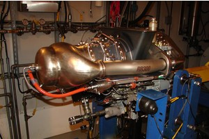 Turbine Engine Test Cell